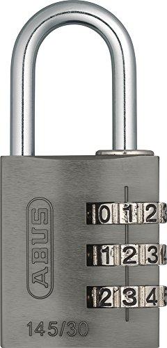 ABUS 466229 Vorhangschloss 145/30 titanium - 1
