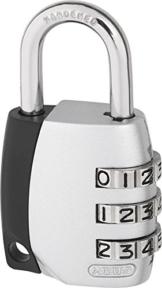 ABUS 9345 Kombinations-Zahlenschloss 155/30SB/F Größe: 30 mm - 1