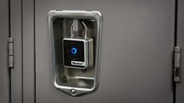 Master Lock Connected Bluetooth Smart Vorhängeschloss