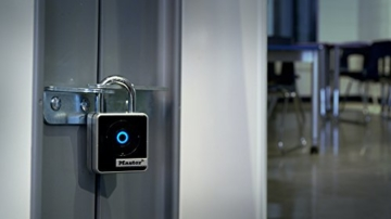 Master Lock Connected Bluetooth Smart Vorhängeschloss