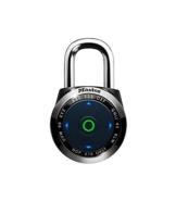 """Master Lock """"E-ONE"""" digitales Vorhängeschloss, schwarz, 1500eEURDBLK - 1"""